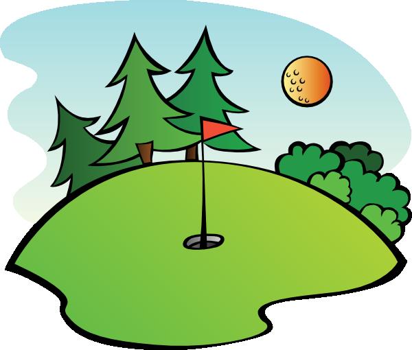 Golf green clipart vector download golf clip art | Golf Course clip art | Golf | Golf push cart, Golf ... vector download