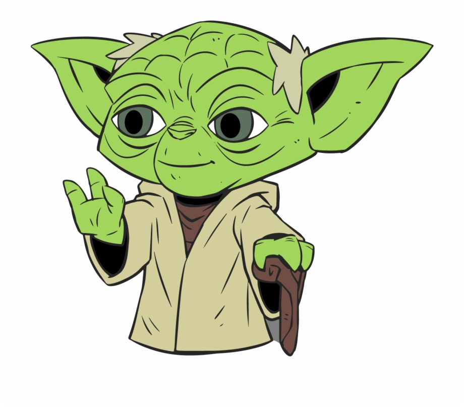 Christmas yoda clipart picture free Jpg Library Stock - Clip Art Star Wars Yoda, Transparent Png ... picture free