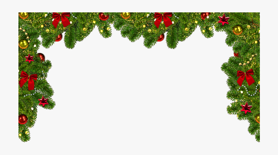 Christmasframe clipart picture free download Christmas Frame Png - Christmas Photo Frame Psd #546317 - Free ... picture free download