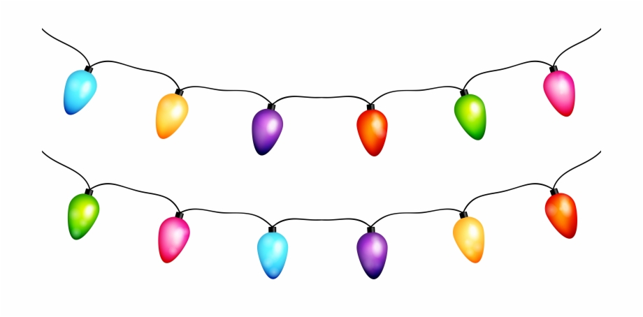 Will clipart no background clip download Christmas Lights Clipart No Background, Transparent Png Download For ... clip download