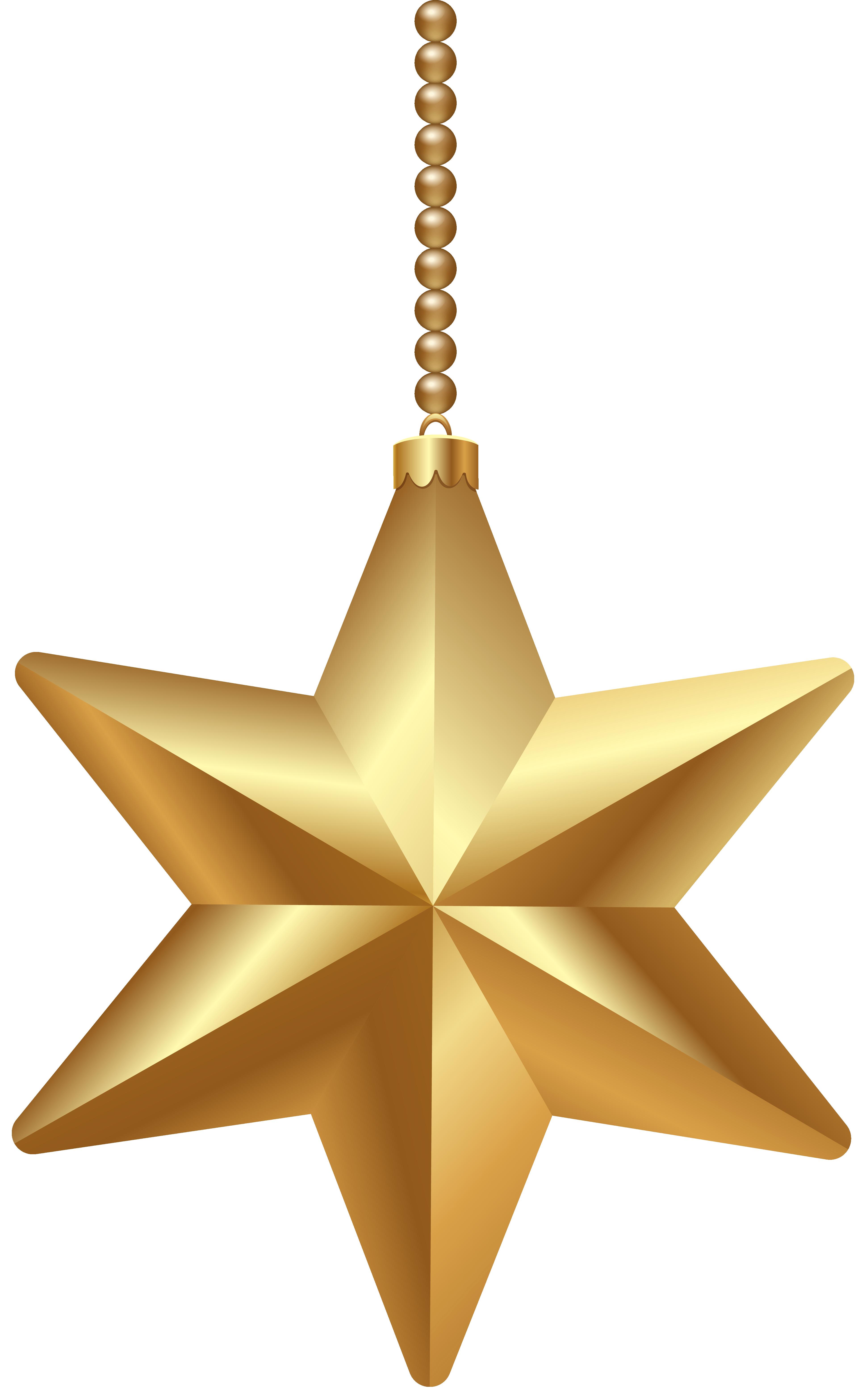 Golden christmas clipart jpg black and white download Free Christmas Stars Cliparts, Download Free Clip Art, Free Clip Art ... jpg black and white download