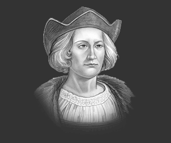 Christopher columbus bust clipart image black and white download Christopher Columbus Sketch at PaintingValley.com | Explore ... image black and white download