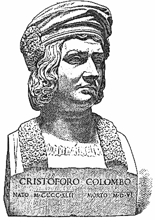 Christopher columbus bust clipart clip art royalty free bust of Columbus - /American_History/discovery/Columbus ... clip art royalty free