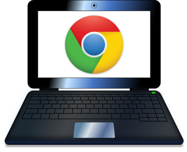 Image result for chromebook vector