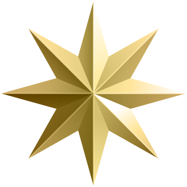 Clipart to put on a 5 point christmas star svg stock Gold Star Transparent PNG Image | backgrounds - graphics | Pinterest ... svg stock