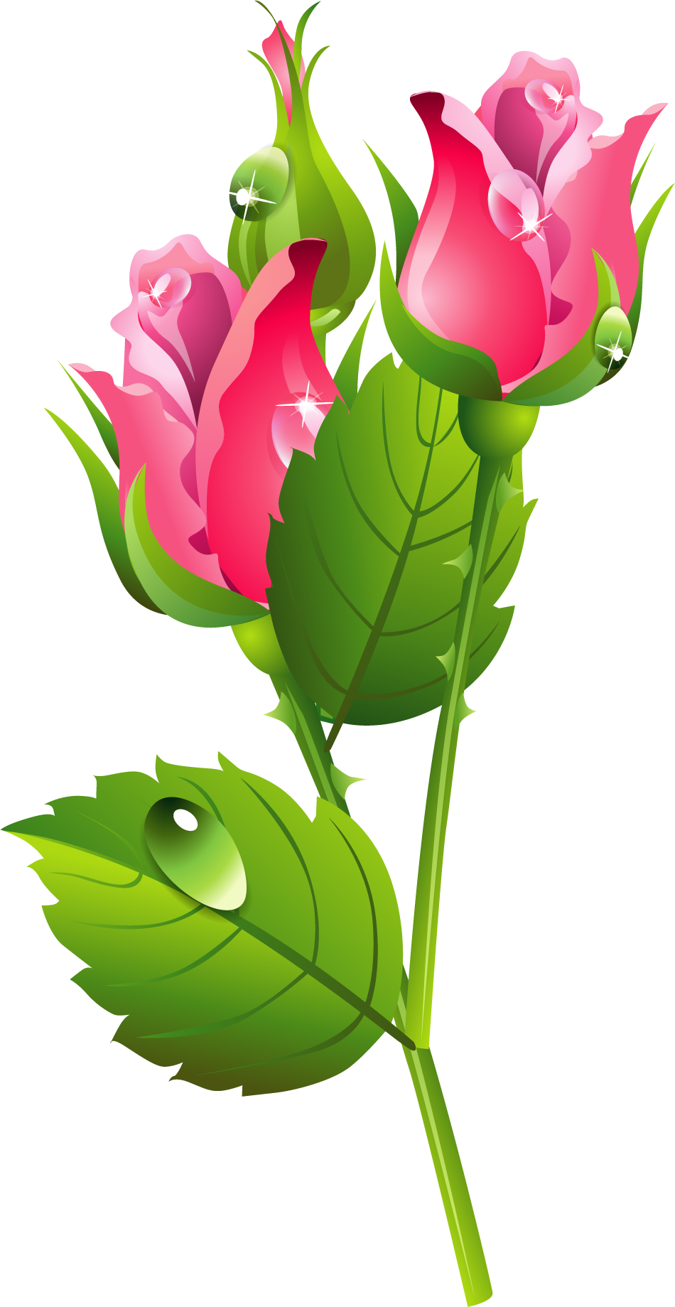 ♛ Christine Staniforth ♛༻ | Clip art Flowers! #3 | Pinterest ... image free download