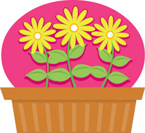 Chrysanthemums in pot clipart vector transparent download Search Results for chrysanthemum - Clip Art - Pictures - Graphics ... vector transparent download