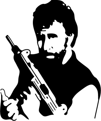 Chuck norris clipart svg royalty free stock 18+ Chuck Norris Clipart | ClipartLook svg royalty free stock
