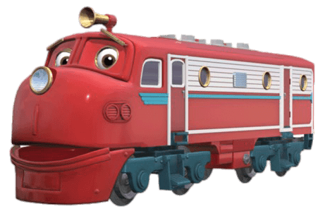 Chuggington clipart vector transparent library Chuggington Character Wilson the Red Engine transparent PNG - StickPNG vector transparent library