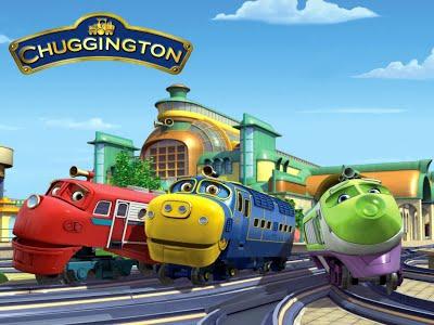 Chuggington clipart svg download Chuggington The Train - Cartoon Picture Images svg download