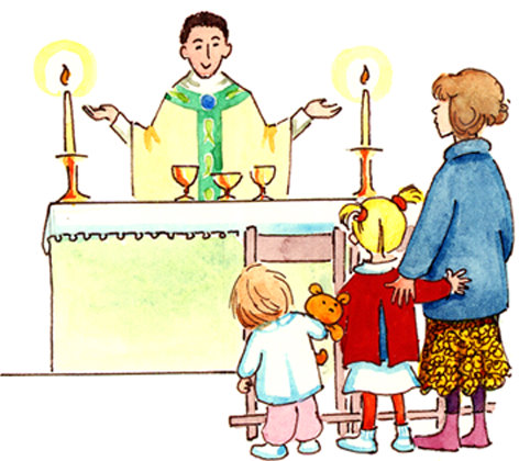 Families listening to preacher at church clipart clip art freeuse stock BEEN AWAY FROM CHURCH? clip art freeuse stock