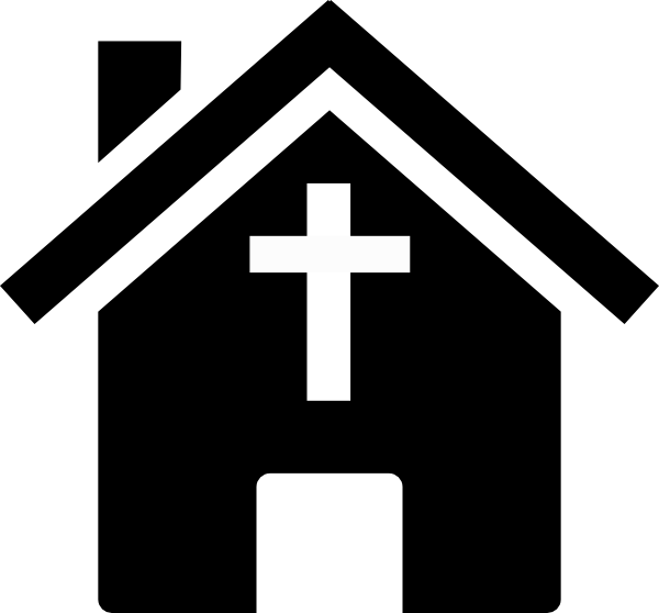 Church black cross clipart vector royalty free download The Church House Clip Art at Clker.com - vector clip art online ... vector royalty free download
