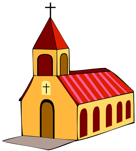 Free clipart pictures of churches vector library library Free Catholic Cliparts, Download Free Clip Art, Free Clip Art on ... vector library library