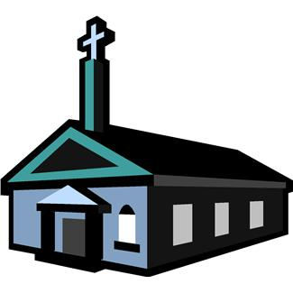 Church building roof clipart clip free stock Free Church Building Cliparts, Download Free Clip Art, Free Clip Art ... clip free stock