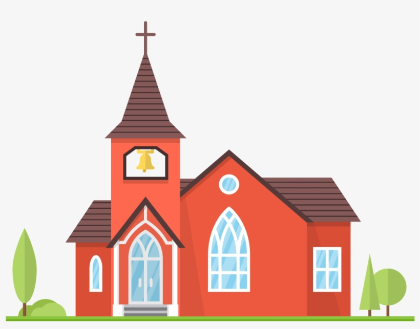 Church cartoon clipart clipart free stock Chapel Clipart Inc Church - Church Cartoon Transparent PNG - 985x725 ... clipart free stock