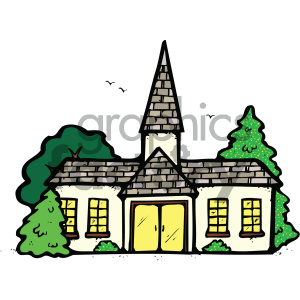 Church cartoon clipart png free download church 001 c clipart. Royalty-free clipart # 405037 png free download