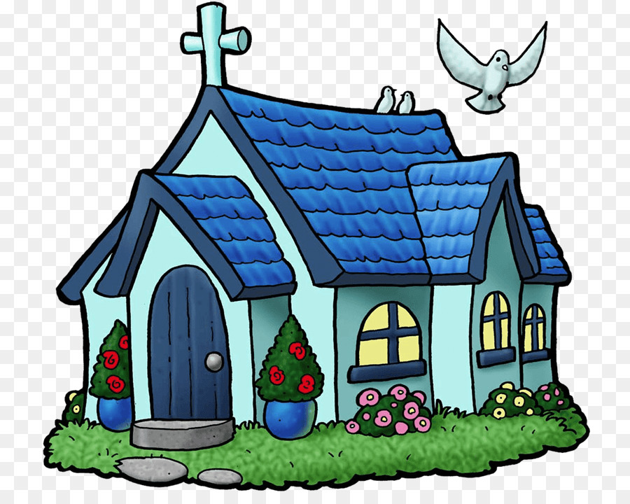 Church cartoon clipart image royalty free download Church Cartoon clipart - Hut, Tree, transparent clip art image royalty free download