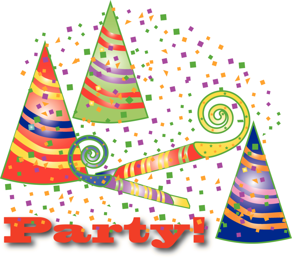 Church christmas party clipart clip art royalty free Birthday Party Ministry — Winterfield United Methodist Church clip art royalty free