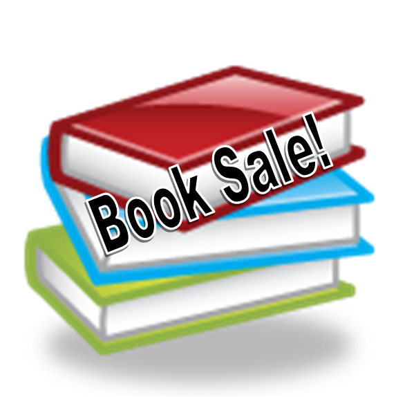 Old book sale clipart royalty free Book Sale Field Trip News! | A Patchwork of Positive & Productive ... royalty free