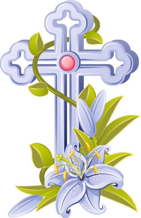 Religious clipart easter vector black and white Pinterest vector black and white
