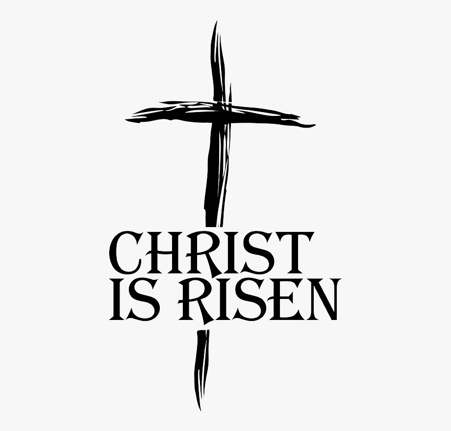 Free clipart he is risen banner free stock Easter Religious Clipart - He Is Risen Clip Art #90085 - Free ... banner free stock