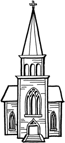 Church cliparts graphic freeuse stock Church Homecoming Clipart - Clipart Kid graphic freeuse stock