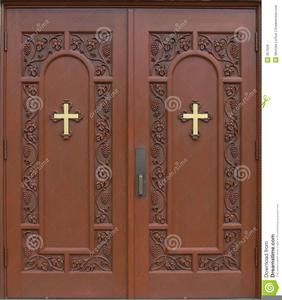 Church doors clipart png download Church Doors Clipart | Free Images at Clker.com - vector clip art ... png download