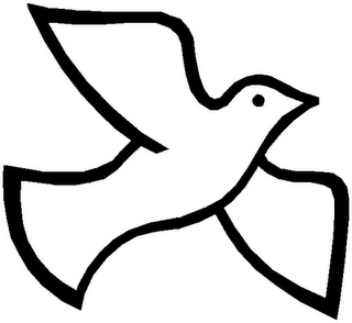 Church doves clipart graphic freeuse Holy Spirit Dove Clipart Black And White | Clipart Panda - Free ... graphic freeuse