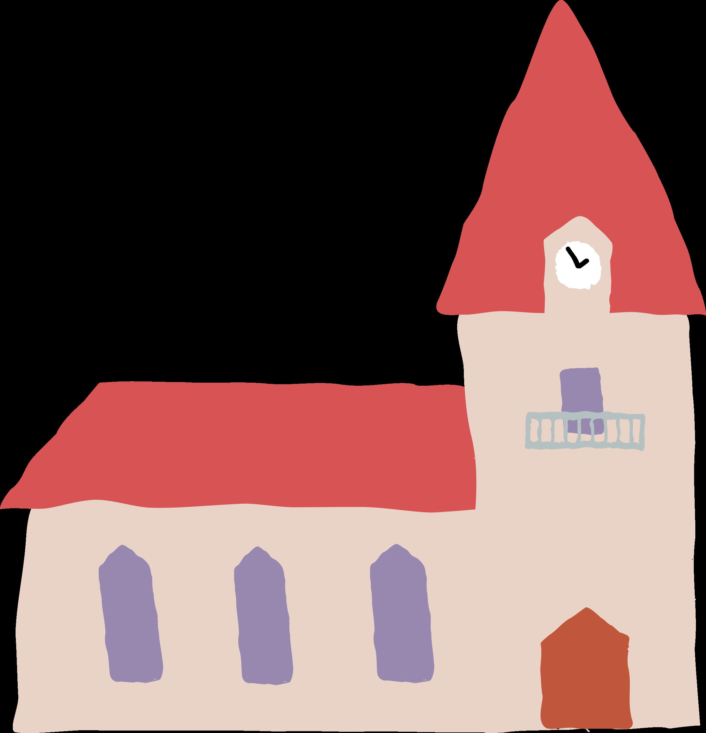 House church clipart clip art free Clipart - Crooked Church 1 clip art free