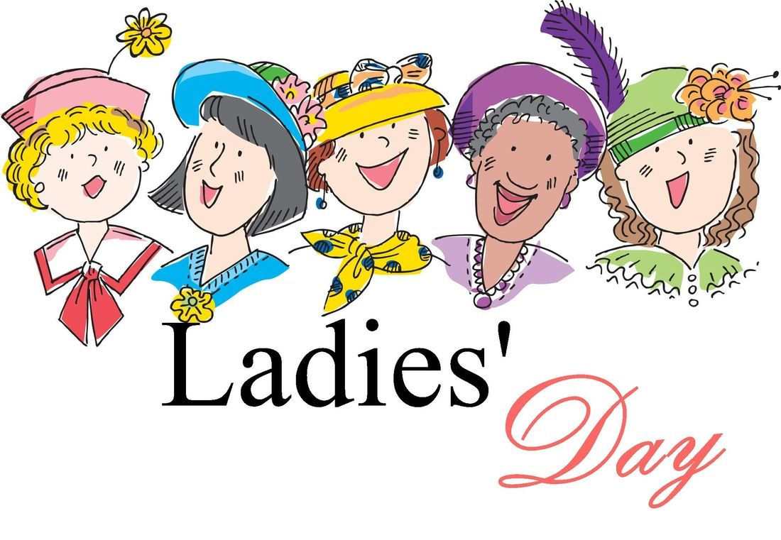Church ladies clipart vector black and white stock church ladies clipart free | Ladies Day – River Street coC ... vector black and white stock