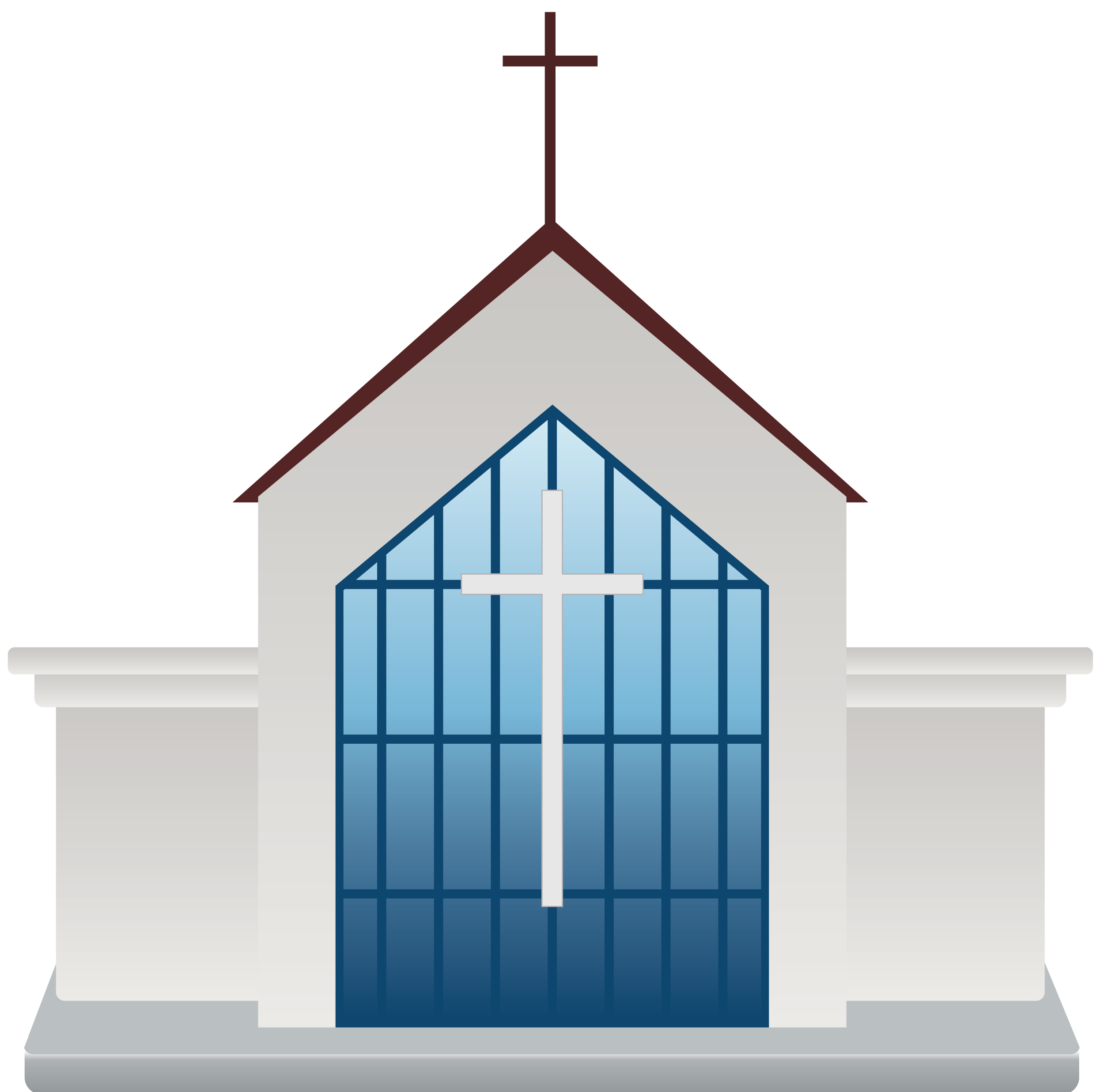 Church open house clipart svg royalty free download Church Building Drawing at GetDrawings.com | Free for personal use ... svg royalty free download