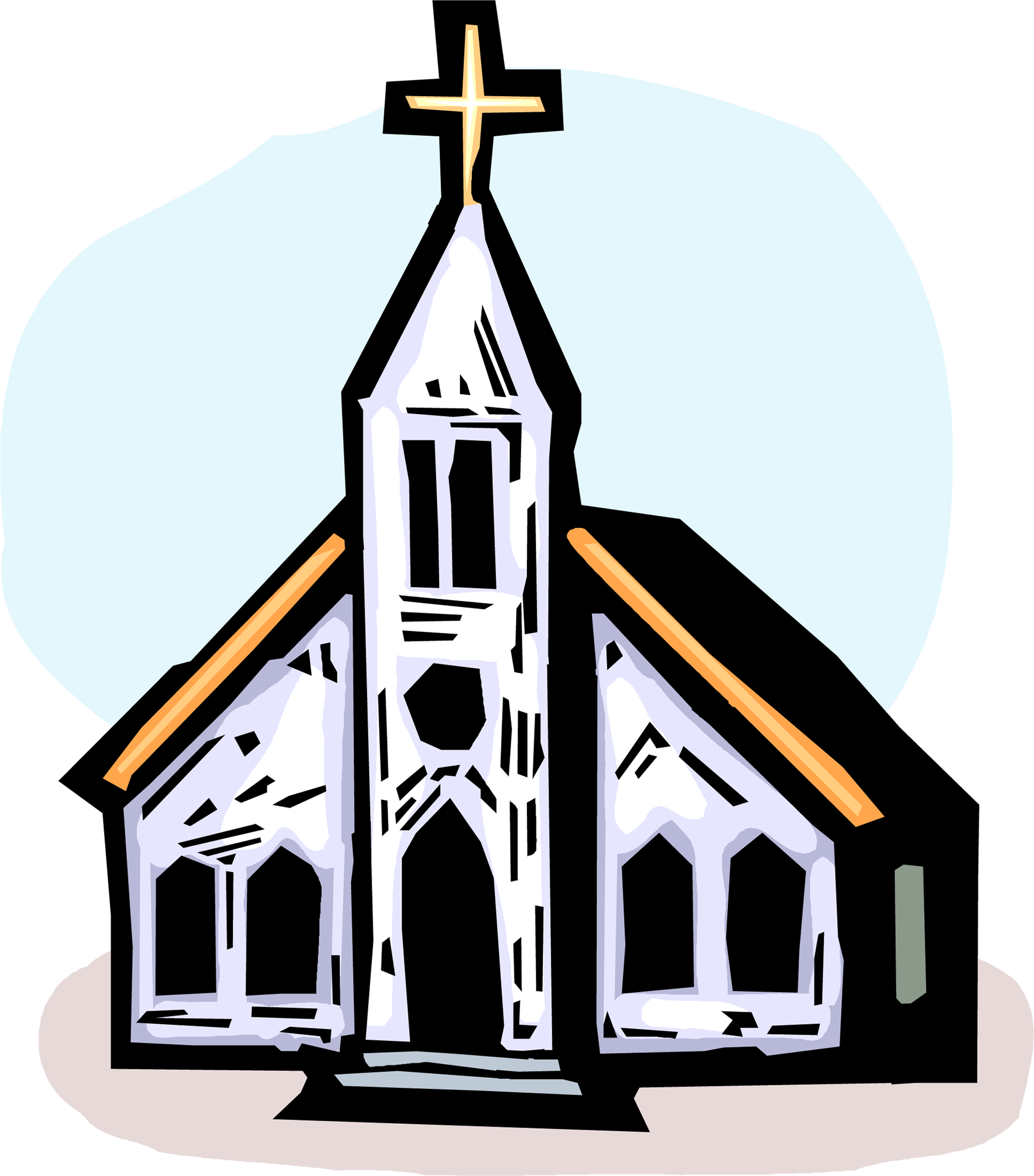 Church open house clipart picture transparent library Construction Project - Diary of a Parish Priest picture transparent library