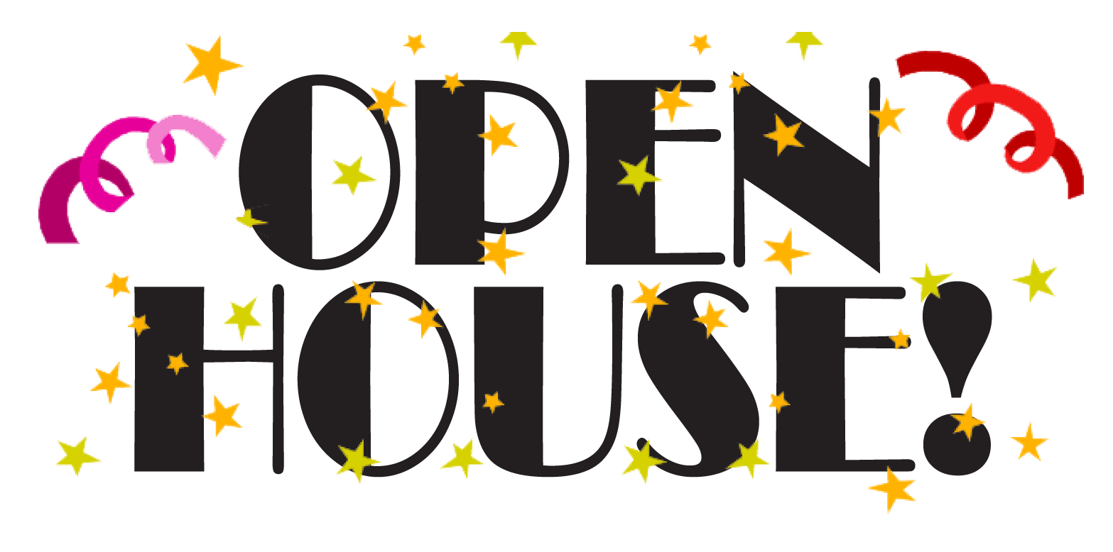 Church open house clipart graphic free library Open House | Neighbourhood Life graphic free library