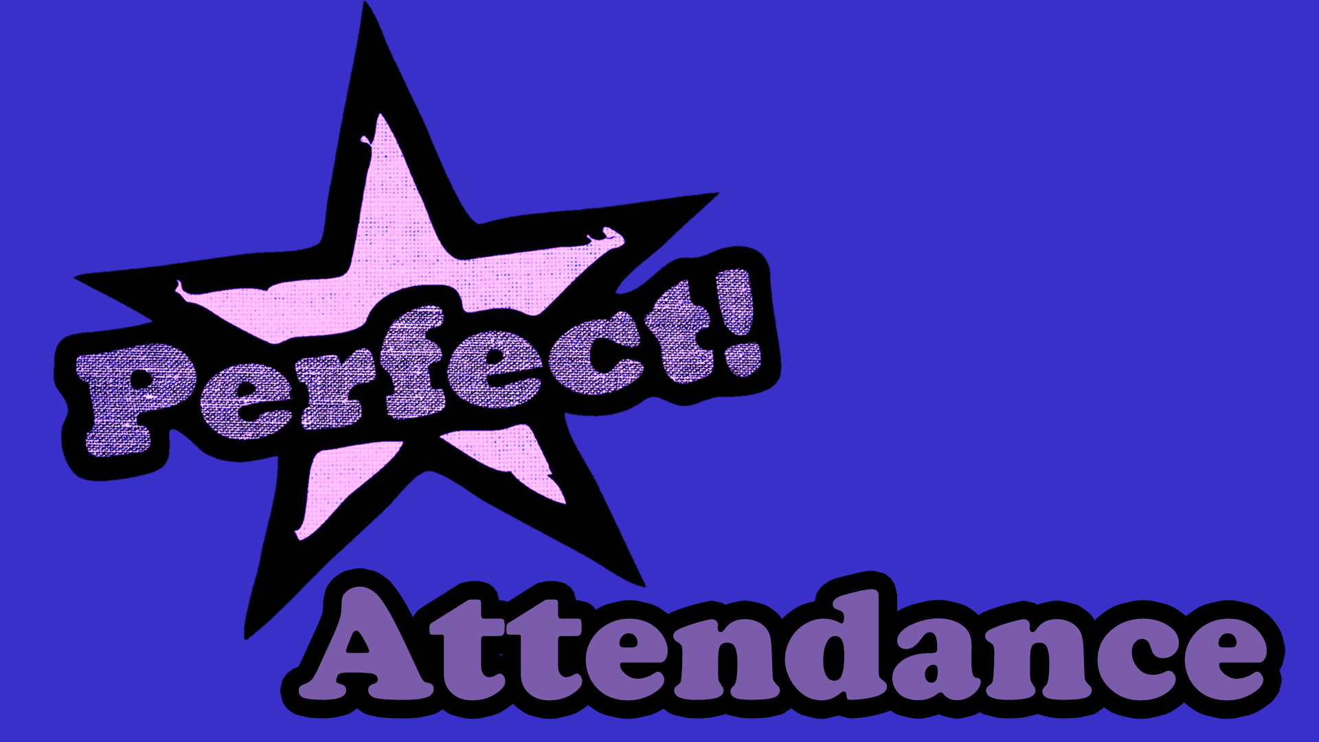 Church perfect attendance clipart picture black and white October Sunday School Perfect Attendance - Orion United Methodist Church picture black and white