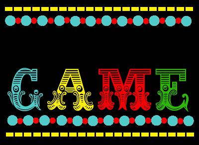 Church picnic wheel of chance game clipart clip library Bringing Home Ezra: Printable carnival game signs | PRINTABLES ... clip library
