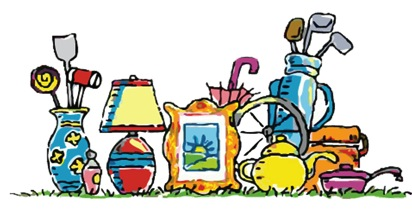 Garage sale clipart pictures