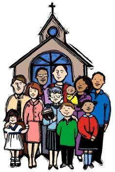 Church with people clipart clip art transparent stock Clipart of church people 6 » Clipart Portal clip art transparent stock