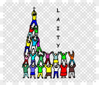 Church with people clipart svg library Free PNG Church People Clip Art Download - PinClipart svg library