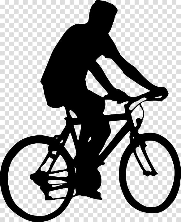 Ciclista clipart clip art free stock Cycling Bicycle Silhouette , ciclista transparent background PNG ... clip art free stock