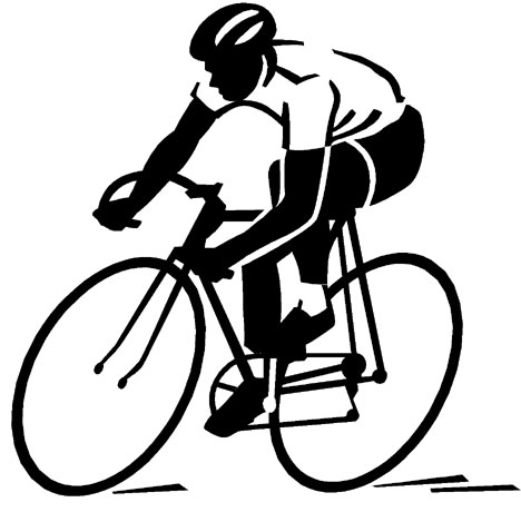 Ciclista clipart banner free ciclista - Clip Art Library banner free