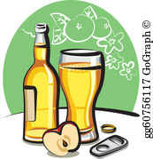 Cider mug clipart clip transparent Cider Clip Art - Royalty Free - GoGraph clip transparent