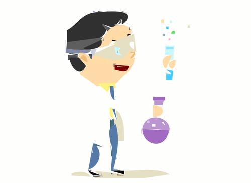 Ciencia clipart transparent stock Clipart de ciencia | Vectores de dominio público transparent stock