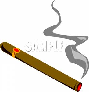 Cigar smaoke clipart jpg royalty free library Cigar Smoking Clipart | Clipart Panda - Free Clipart Images jpg royalty free library