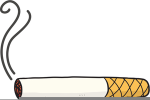Cigarette butts clipart jpg freeuse stock Clipart Of Cigarette Butts | Free Images at Clker.com - vector clip ... jpg freeuse stock