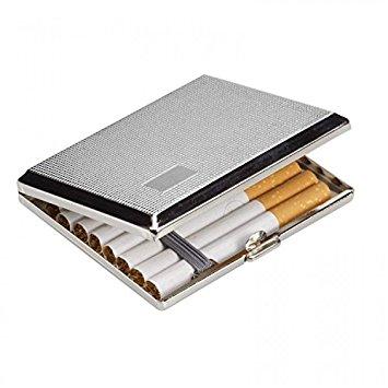 Cigarette case clipart library download Chrome Cigarette Case: Amazon.co.uk: Kitchen & Home clipart library download
