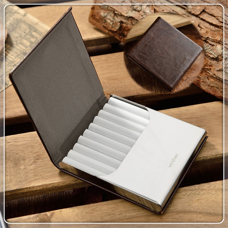 Cigarette case banner free stock Online Buy Wholesale leather cigarette case from China leather ... banner free stock