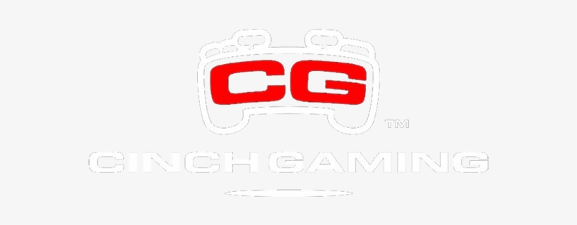 Cinch gaming clipart clip art freeuse library Cinch Gaming Logo Png Stock - Cinch Gaming Logo White PNG Image ... clip art freeuse library