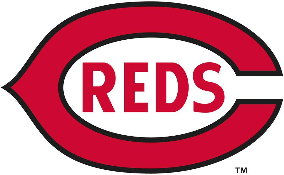 Cincinnati reds logo clipart clip library download Cincinnati Reds Primary Logo - National League (NL) - Chris ... clip library download