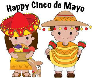 Cinco de drinko clipart jpg library download All About Cinco De Mayo for kids and teachers | http://www ... jpg library download