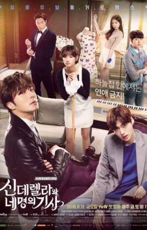 Cinderella and four knights clipart image library stock Cinderella and Four Knights - Chapter 1: Ha Won and Ji Woon\'s ... image library stock